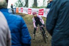 UCI puchar świata Cyclocross, Hoogerheide -, holandie Zdjęcia Royalty Free