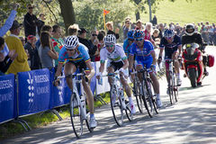UCI Rajd Samochodowy Światowy Mistrzostwo dla Elita Mężczyzna dalej zdjęcia stock