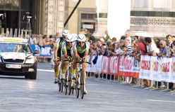 Uci road world championship, september 2013 Stock Photos