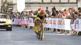 Uci road world championship, september 2013 Stock Image