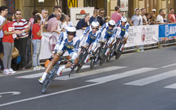 Uci road world championship, september 2013 Stock Photo
