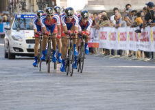 Uci road world championship 2013 Stock Photography