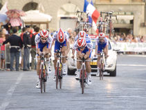 Uci road world championship 2013 Royalty Free Stock Image