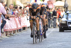 Uci road world championship 2013 Royalty Free Stock Photo