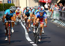 Uci Road World Championships 2008 Stock Image