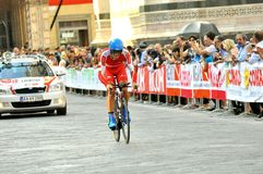 The 2013 UCI Road World Championships in Florence, Tuscany, Italy Royalty Free Stock Photo