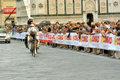 The 2013 UCI Road World Championships in Florence, Tuscany, Italy Stock Photos