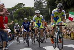 UCI Road World Championships. Toscana 2013. Royalty Free Stock Photography