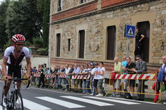 UCI Road World Championships. Toscana 2013.Sports, passion, colours and sound mixed together in the splendid city of Florence Stock Photo