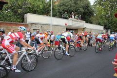 UCI Road World Championships. Toscana Stock Image
