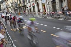 UCI Road World Championships. Toscana 2013. Stock Photos