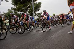 UCI Road World Championships. Toscana 2013 Stock Images