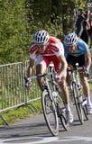 UCI Straßenrennen-Weltmeisterschaft für Auslese-Männer Stockbilder