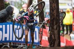 UCI Światowy mistrzostwo Cyclocross, Heusden-Zolder -, Belgia Obrazy Royalty Free