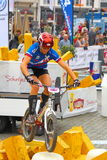 UCI womens final in Antwerpen , Belgium Stock Image