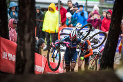 UCI World Championship Cyclocross - Heusden-Zolder, Belgium Royalty Free Stock Image