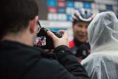 UCI World Championship Cyclocross - Heusden-Zolder, Belgium Stock Photos