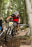 UCI World Cup Cross Country 2013, Mont Ste-Anne, B Stock Photos