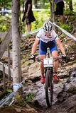 UCI World Cup Cross Country 2013, Mont Ste-Anne, B Royalty Free Stock Photos
