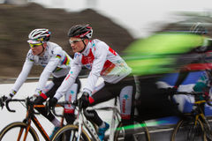 UCI World Cup Cyclocross - Hoogerheide, Netherlands Stock Photos
