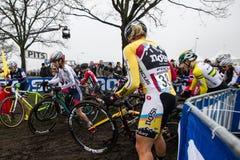 UCI World Cup Cyclocross - Hoogerheide, Netherlands Stock Image