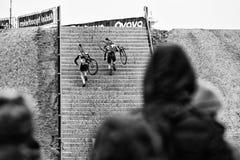 UCI World Cup Cyclocross - Hoogerheide, Netherlands Stock Images
