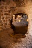 Ucisar-Schloss die Türkei lizenzfreie stockbilder