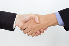 Uścisk dłoni biznes Obrazy Stock