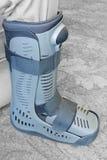 Uciskowy but lub miękkiej części lany obuwie Obrazy Stock