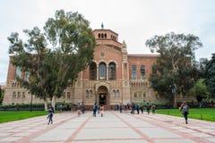 UCLA Image libre de droits