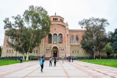 UCLA Image stock