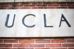 UCLA Images stock