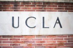 UCLA Photos stock