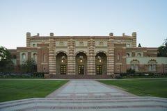 UCLA dział Światowe sztuki i kultura Zdjęcia Royalty Free
