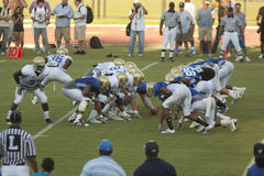 UCLA Football Scrimmage Stock Photography