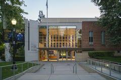 UCLA James West Alumni Center Imagen de archivo libre de regalías