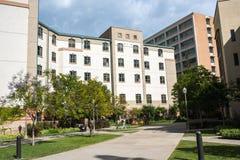UCLA resident halls. Royalty Free Stock Photos