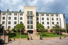UCLA resident halls. Royalty Free Stock Photography