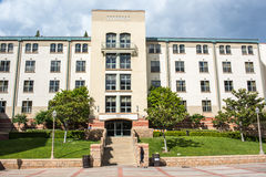UCLA resident halls. Stock Photos
