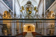 Ucles, провинция Cuenca, Ла Mancha Кастилии, Испания стоковое фото rf