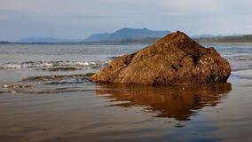 ucluelet пляжа Стоковые Изображения RF
