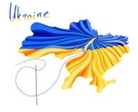 Ucrânia Imagem de Stock