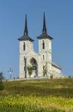 Ucrânia ocidental, igreja católica Imagens de Stock Royalty Free