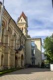 Ucrania Odessa German Church Edificio hermoso imagen de archivo libre de regalías