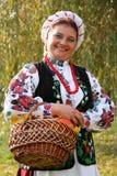 Ucraniano Imagen de archivo libre de regalías