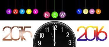 uczcić nowy rok Fotografia Stock