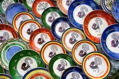 uczciwy horezu tradycyjny ceramiczny Romania Zdjęcie Stock