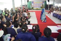 Uczczenie Kartini dzień w Bulu Semarang kobiet ` s więzieniu Zdjęcie Stock