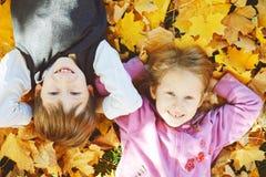 Uczeń, mała dziewczynka i zdjęcia royalty free