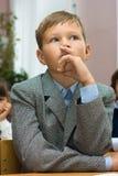 uczeń rozważny Fotografia Stock